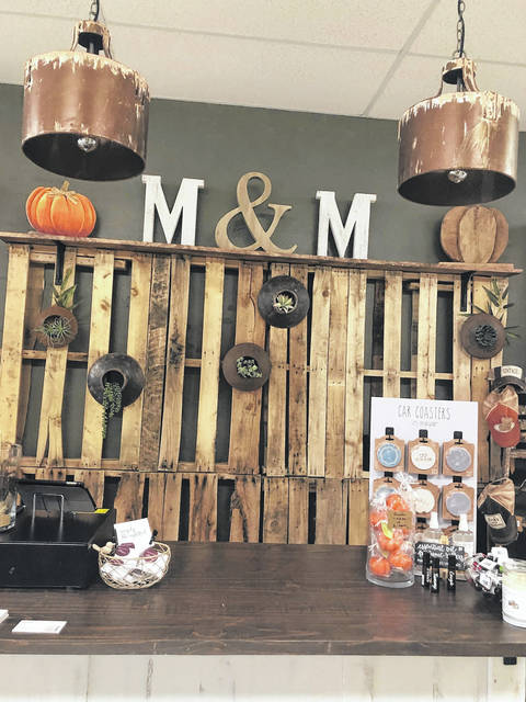 <strong>Main & Mercantile, a modern lifestyle shop, with lots of unique items in store for everyone has opened at 9 North Main St., in Englewood. Business hours are Monday - Saturday 10 a.m. to 7 p.m. Sunday noon to 4 p.m.</strong>