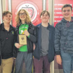 Academic Challenge teams take 1st place