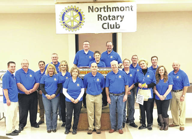 <strong>Members of the Northmont Rotary Club held another successful fund raising auction this year at St. Paul Catholic Church in Englewood, that once again drew a large turnout of community supporters.</strong>