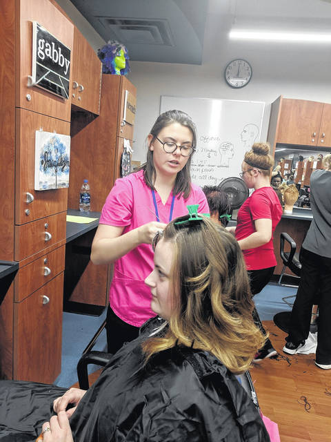 The MVCTC Cosmetology Salon is open to the public Wednesdays through Fridays from 11:45 a.m. until 2:30 p.m. The Salon offers cuts, styles, chemical services, and spa services all performed by MVCTC high school students under the instructor's supervision