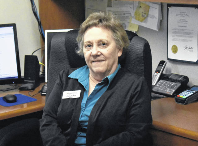 <strong>Cathy Hutton has announced that she will be retiring after 20 years as CEO of the Northmont Area Chamber of Commerce.</strong>