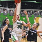 Lady Bolts struggle in 3rd quarter vs. 'Boro