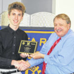 Swimmers named Athletes of Month
