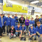 MVCTC students compete in robot event