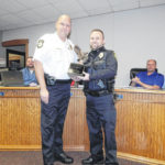 New police captain sworn-in