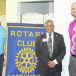 Reddy addresses Northmont Rotary