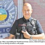 Englewood P.D. 1st to use body cameras