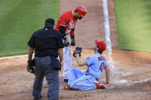 Reds' Castellanos suspended 2 games in Hill's 1st discipline