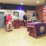 Elk's Lodge holds Flag Day ceremony