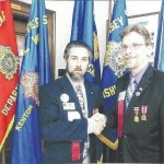 Cox elected SUVCW state commander