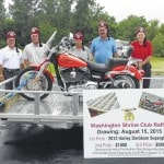 Shriners to raffle motorcycle during SOBBR