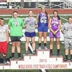 WMS' Smith 2nd at State meet