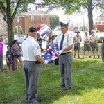Flag Day observance held at Fayette County Museum
