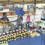 July 4 at the Farmers Market