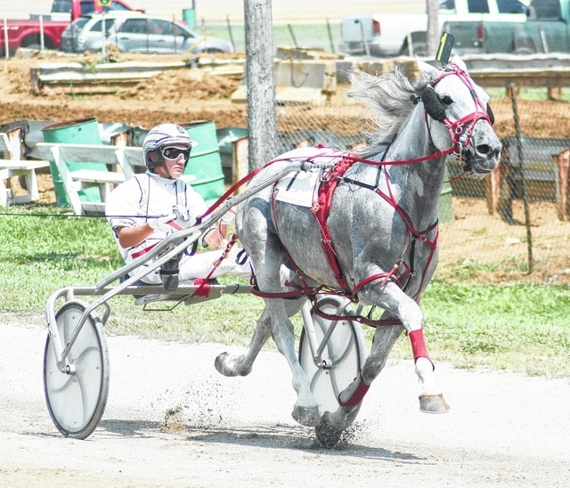 Harness racing returns to the Fayette County Fair Wednesday at 5:30 p.m. There are 12 races on the card.
