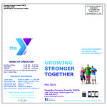 Fayette County Family YMCA Fall 2015