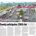 Fayette County Fair Preview 2015