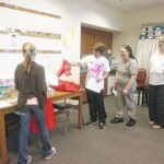 Jeff Library hosts Coupon Mania