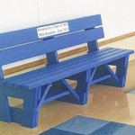 WHS class of 1965 donates bench