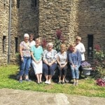 Deer Creek Daisies visit Loveland Castle