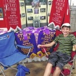 Drew Pontious successful at State Fair