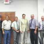 Turner visits Fayette County