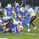 Homecoming victory for Blue Lions