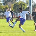 Blue Lions, Panthers battle to 1-1 tie