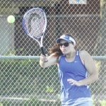 Lady Lion tennis beats Hillsboro, EC and Circleville