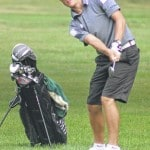 Panther golf ties best round of season; falls to Astros