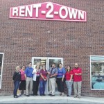 Rent-2-Own unveils new look