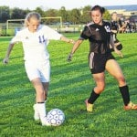 Lady Lion soccer beats Lady Panthers, 1-0