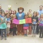 Girl Scouts donate to FHS