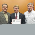 Chamber of Commerce honors SSCC 40th anniversary