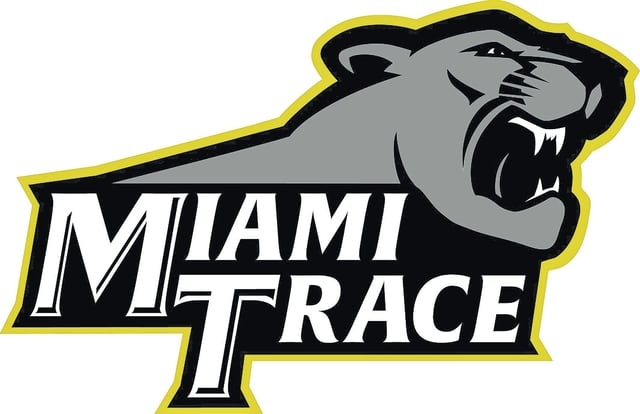 Miami Trace's new primary logo