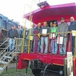Preserving railroad history