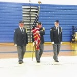 Local schools honor veterans