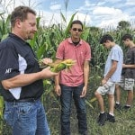 Miami Trace FFA experiences successful harvest