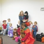 'Toddlers on Parade' at Jeff Library
