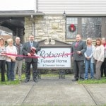 Roberts Funeral Home to hold open house today