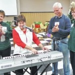 Fayette County Retired Teachers Association holds events