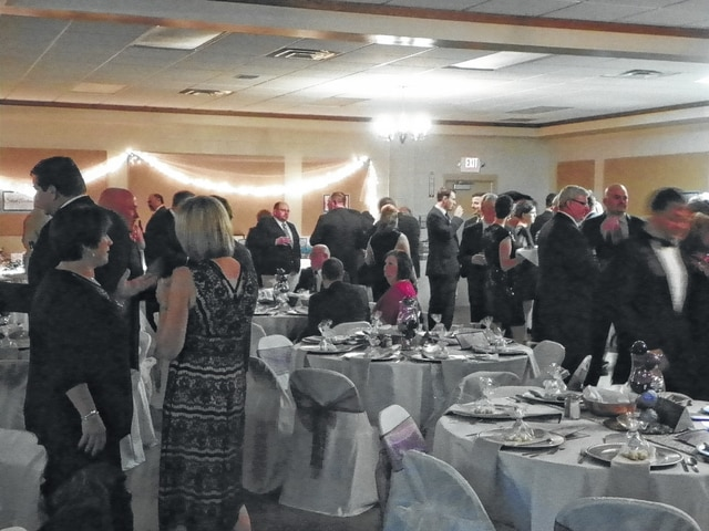 The Fayette County Memorial Hospital Foundation held the Winter Wonderland Fundraising Gala at the Mahan Building on Saturday with 220 tickets sold for the event.