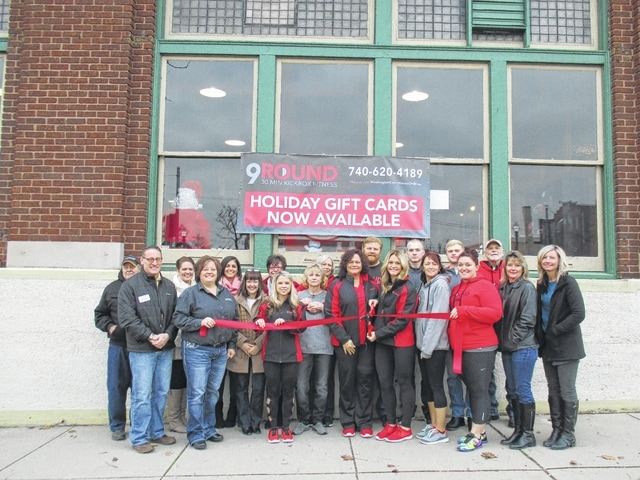 9Round in Washington Court House opened last month and became a member of the Fayette County Chamber of Commerce recently. The owner, Sammie Stroker, is a third generation independent business owner, and a Fayette County native.