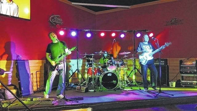 Apt. B will perform for the American Legion Post 25 at its building on U.S. 22 during the upcoming New Year's Eve party on Dec. 31 from 8 p.m. to 12:30 a.m. Party favors will be provided and at the end of the celebration biscuits and sausage gravy with cheesy potatoes will be served.