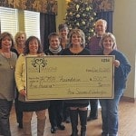 FCMH Foundation receives donation from Four Seasons