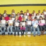 MT Elementary November Students of the Month