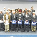 Fayette Lodge #107 installs officers