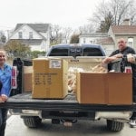 ERA Martin hosts holiday food drive
