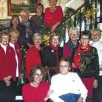 Fayette Garden Club holds Christmas Party