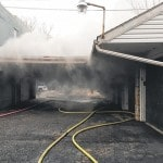 Morrow fire ruled accidental